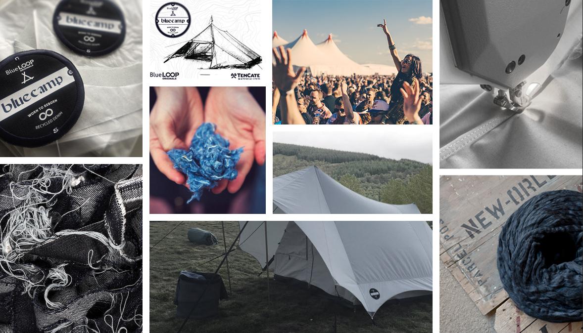 Duurzaam kamperen met Blue LOOP Originals