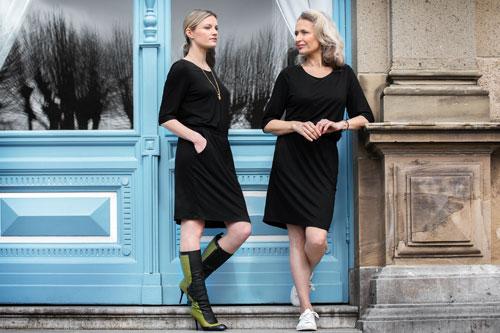 Duurzame mode in de Krant van de Aarde