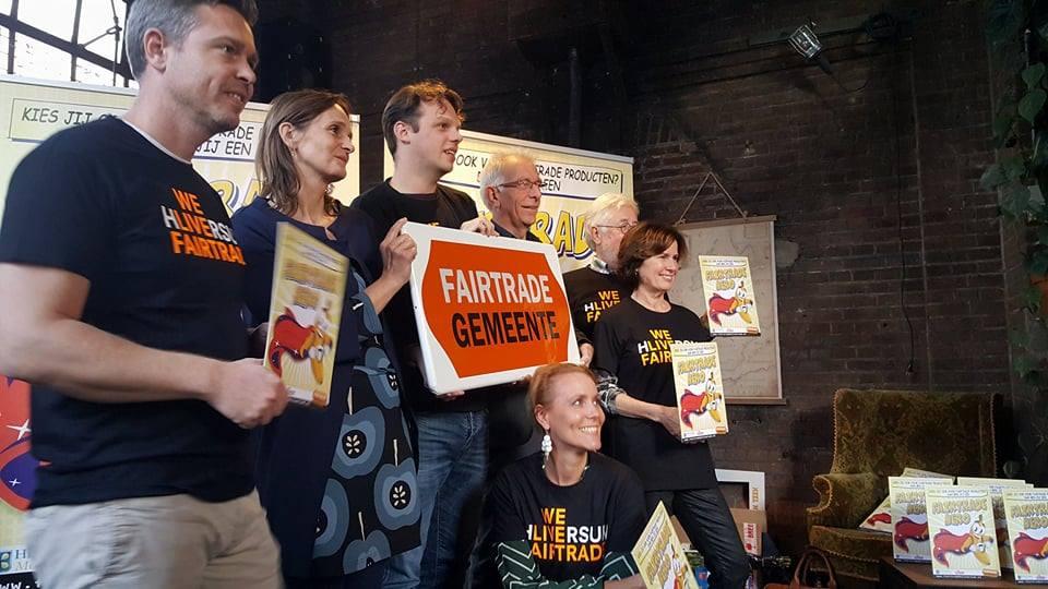 Hilversum Faitrade Gemeente