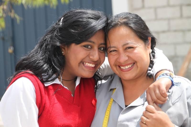 Maak kennis met de mooie mensen achter je Inti vest