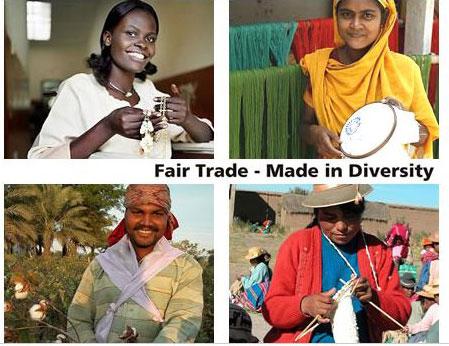 Wereld Fair Trade Dag 2016: Be an Agent for Change